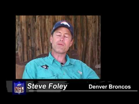 NFL teaser Steve Foley