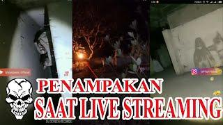 6 Penampakan Hantu Para Streamer Gaib BIGO Live | Live Streaming Horror