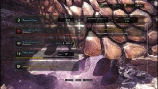 Monster Hunter: World bazel bomber hunt