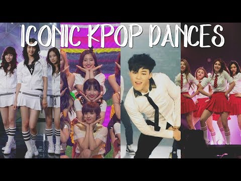 100 OF THE MOST ICONIC KPOP DANCES EVER
