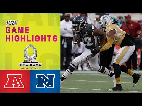 afc-vs.-nfc-pro-bowl-highlights-|-nfl-2020