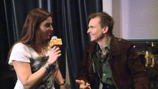 Host of the Amazing Race Phil Keoghan - Interview on USC's Trojan Vision