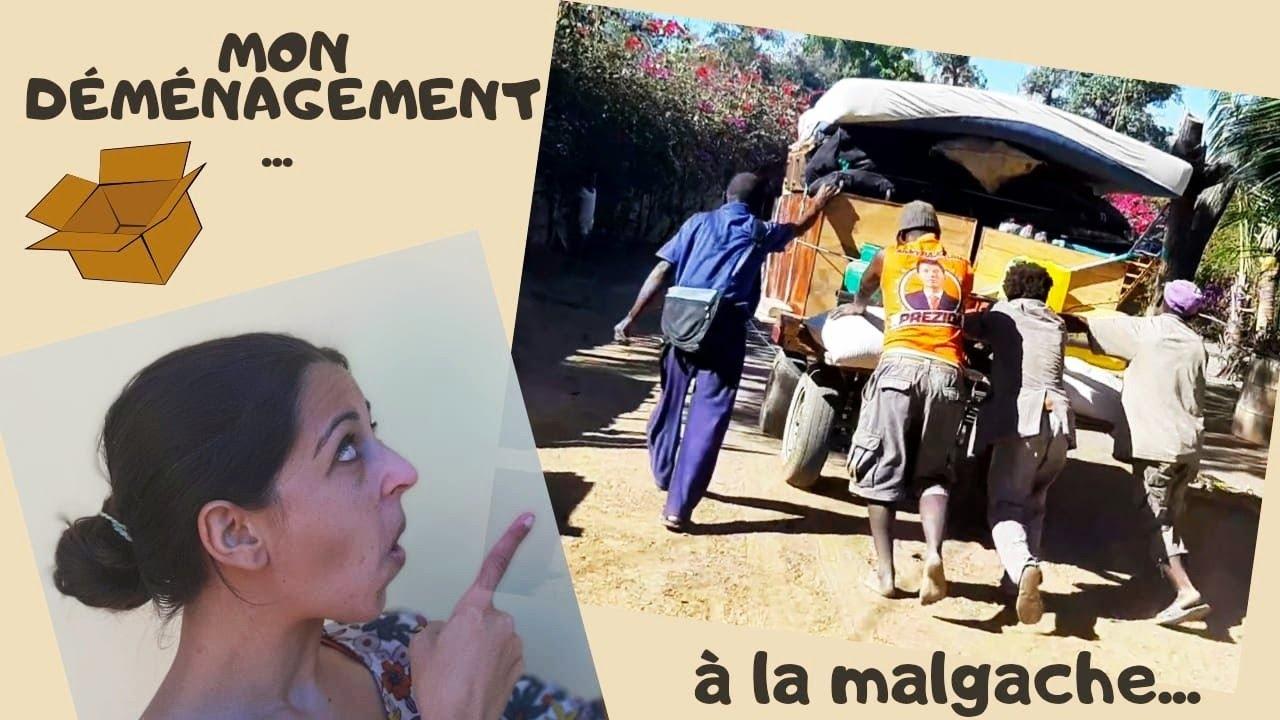 Notre déménagement dans Tuléar (Madagascar) !