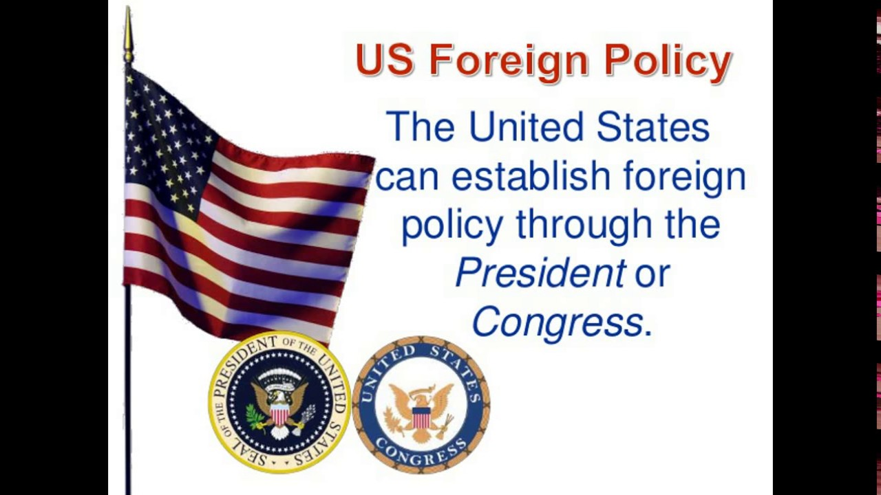 an analysis of foreign policy in united states of america Analysis of us foreign policy with russia post cold-war soviet union had left the country in a state of shambles the economy was in ruins the united states remains committed to maintaining a constructive relationship with russia in which it would seek to expand areas of cooperation and.