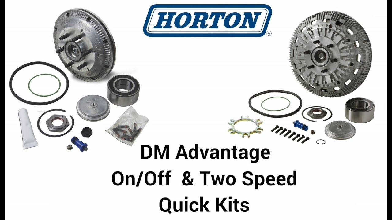 small resolution of kenworth horton fan wiring diagram horton quick kit installation overview youtuberh youtube