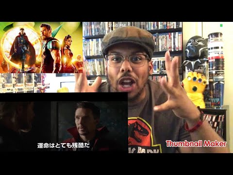Thor Ragnarok International Trailer# 2 Featuring Doctor Strange! Reaction!!
