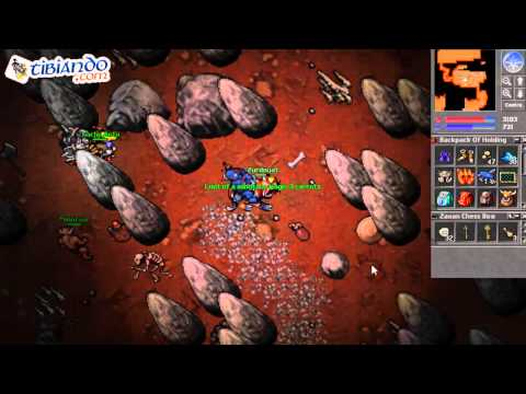 Tibia: Guía - Fibula Quest - lvl 50 - Celesta