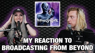 Metal Drummer Reacts: Broadcasting From Beyond The Grave by Motionless In White