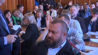 Валентин Казаков и его заместители перестали ходить на работу(, 2016-02-22T17:35:57.000Z)