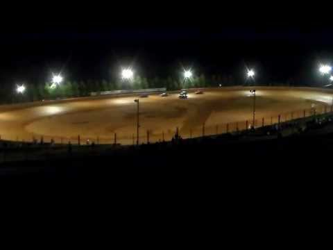 Rolling Thunder Raceway( PURESTOCK 4's)6-21-13