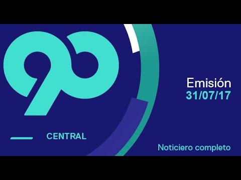 90 Central - 31 d julio del 2017 Programa Completo