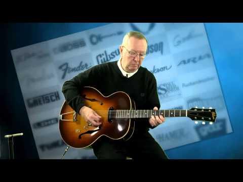 Gibson Guitars Sale - Vintage RARE Gibson ES 150 1947 Sunburst P90 Geib Case- 515-864-6136