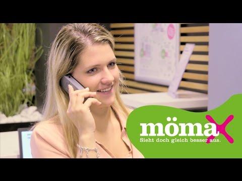Adele M. - Büroleitung bei mömax