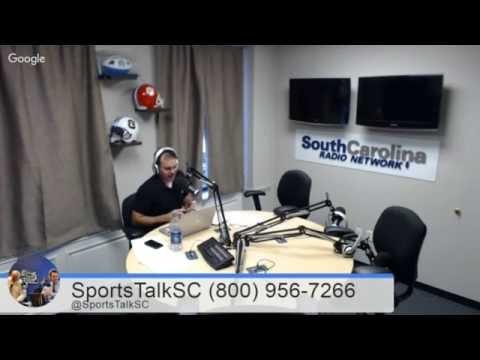 SportsTalk SC October 12th, 2016