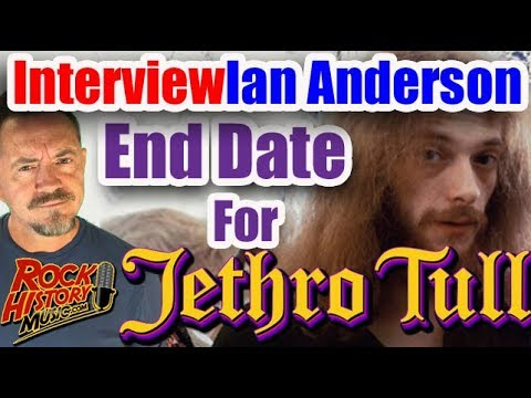 INTERVIEW: Does Jethro Tull Have An End Date? We Asked Ian Anderson
