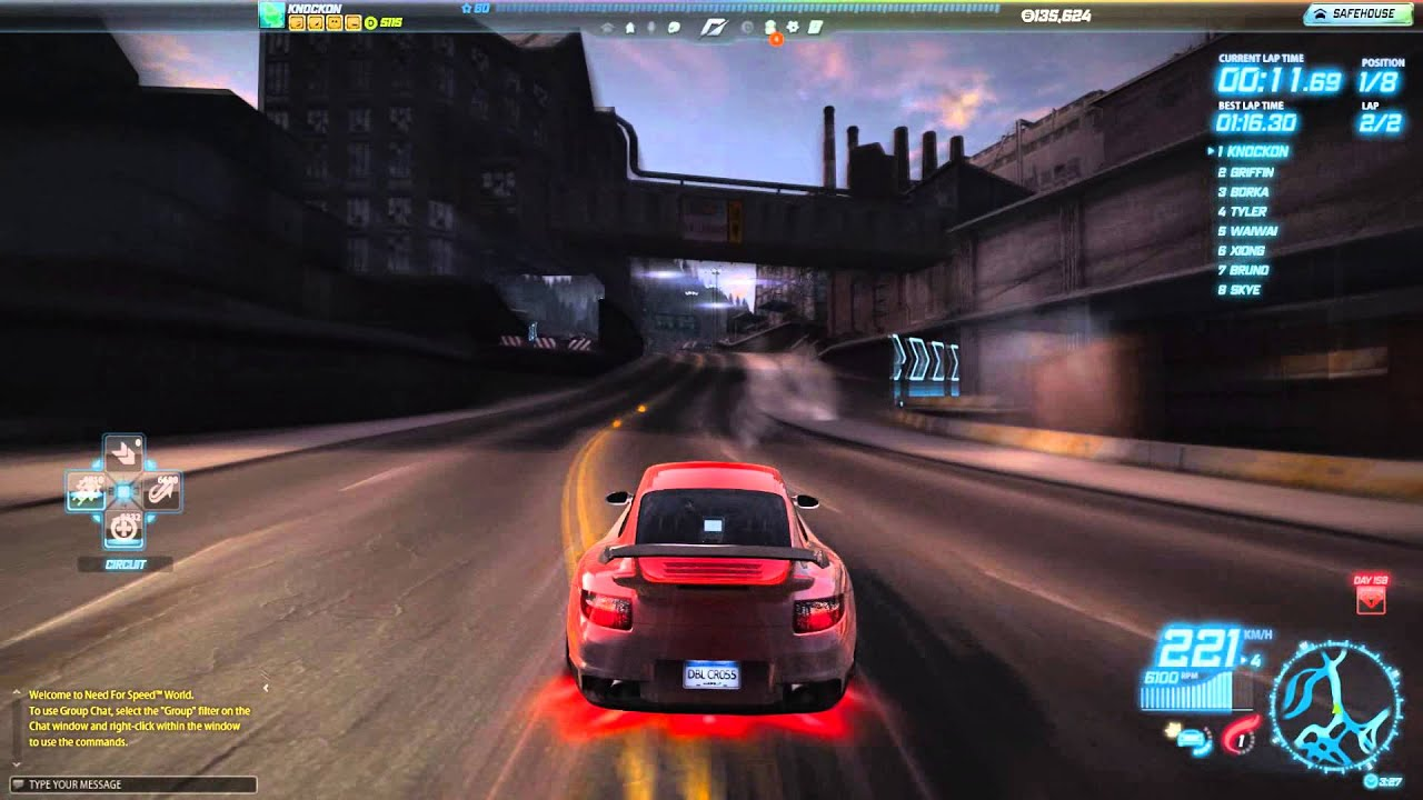 porsche gt2 997 en need for speed world youtube. Black Bedroom Furniture Sets. Home Design Ideas