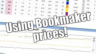 Betfair trading - Using bookmaker prices