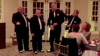 Category 4 (formerly A Mighty Wind) singing Mr. Bassman