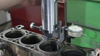 видео ремонт двигателей автомобилей