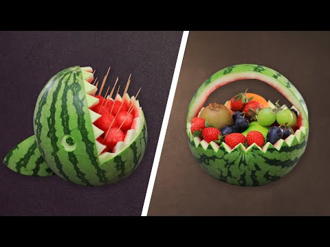 Watermelon Decoration -
