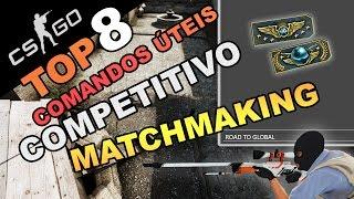 CS:GO - Top 8 Comandos Úteis Pro Competitivo (MatchMaking) #10