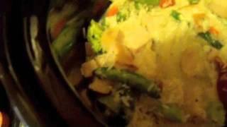 Turkey & Rice Casserole; Crock Pot Style!