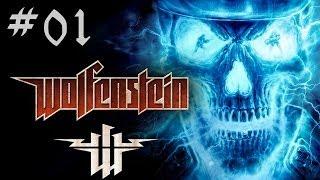 Прохождение Wolfenstein (2009) - Часть 1 (На русском / Без комментариев)