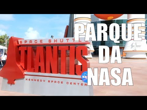 Kennedy Space Center o parque da NASA
