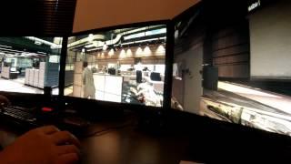 Max Payne 3 on Triplehead2go