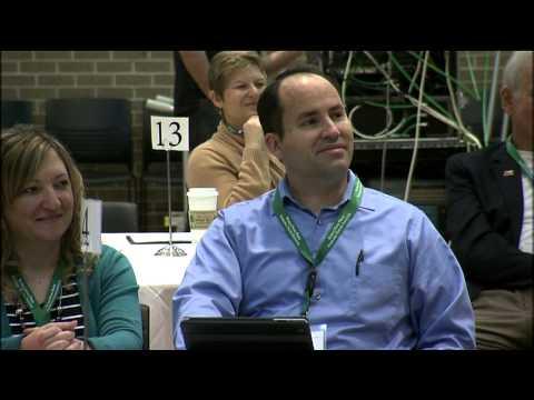 Ambassador Kenneth Quinn at World Food Prize Nebraska Youth Institute