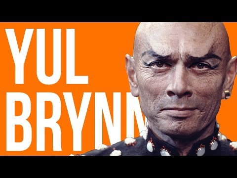 Yul Brynner as Drag Queen? 10 Favorite Truths About Yul Brynner
