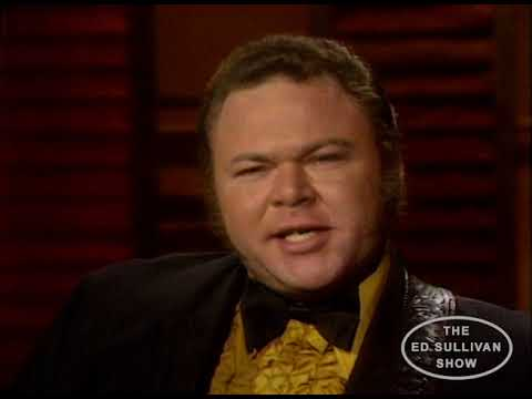 "Roy Clark ""Thank God And Greyhound"" on The Ed Sullivan Show"