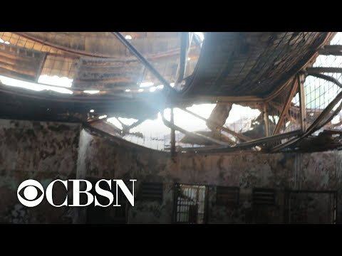 WorldView: Powerful earthquake rocks Mexico; Deadly prison fire in Indonesia