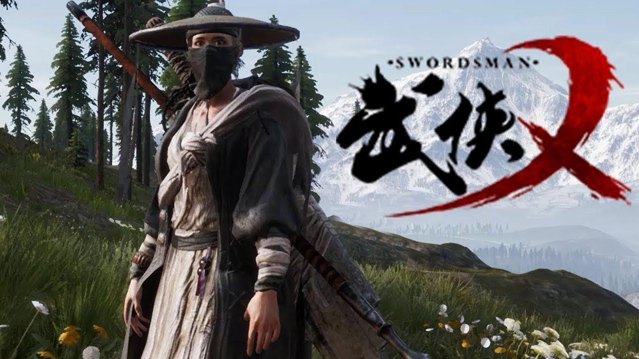 [SWORDSMAN X] LẦN ĐẦU XÀI THỬ SILENT SWORD