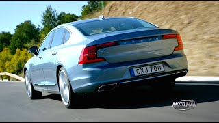 2017 Volvo S90 FIRST DRIVE REVIEW (2 of 5)