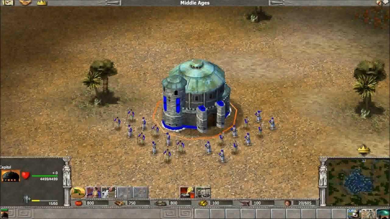 Empire Earth Basics Tutorial Youtube