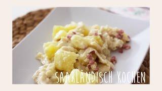 Saarländisch kochen - Mehlknäppchja