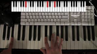"Piano Tutorial "" Lost One "" - Jay-Z"