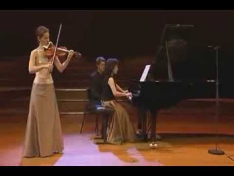 Hilary Hahn - Mozart - Violin Sonata No 18 in G major, K 301