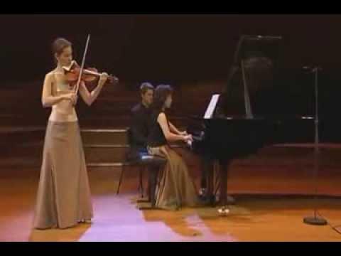 Hilary Hahn - Mozart - Violin Sonata No 18 in G major, K 301
