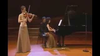 Mozart - Sonata For Piano And Violin In G Major, K.379: 1b. Allegro