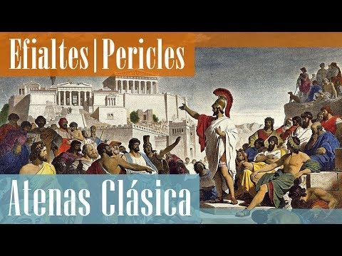 las-reformas-de-efialtes-y-pericles-de-atenas-|-democracia-en-la-grecia-clásica