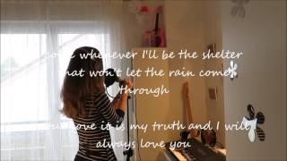 Remedy - Adele | cover with lyrics