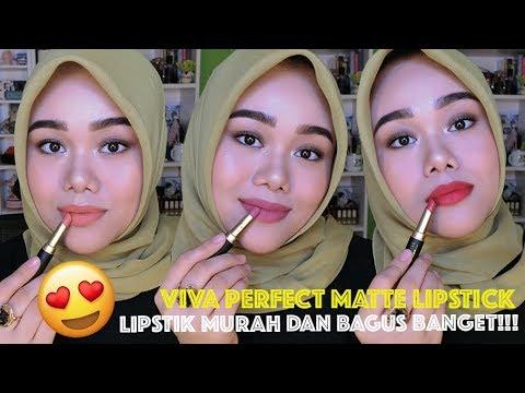lipstik-lokal-murah-bagus!!!-|-viva-cosmetic-perfect-matte-lipstick-|-fatyabiya