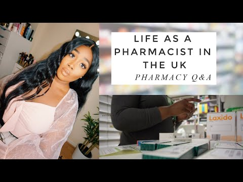 Life As A Pharmacist in the UK | PHARMACY Q&A