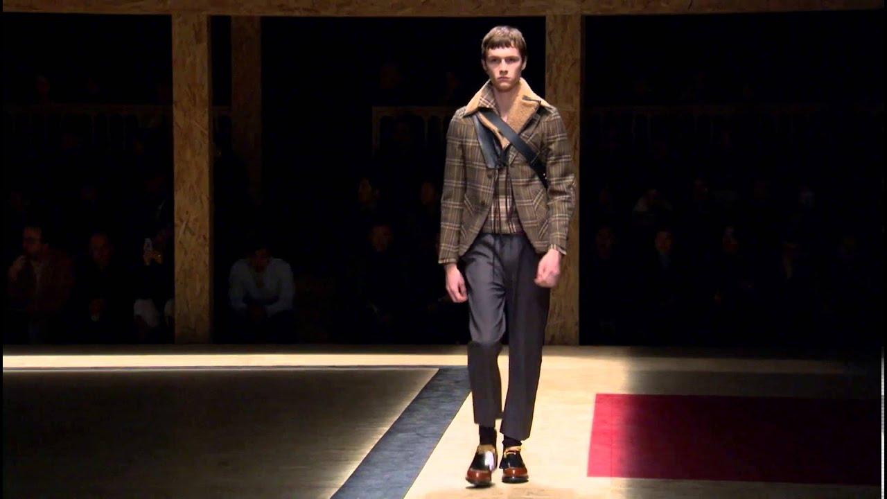 Prada Fall/Winter 2016 Men's and Women's Show