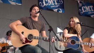 STEVEN LEE OLSEN - MAKE HAY WHILE THE SUN SHINES - CCMA - FANFEST - 2009 - Vancouver