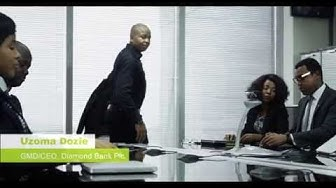 Diamond Bank Mobile App Commercial