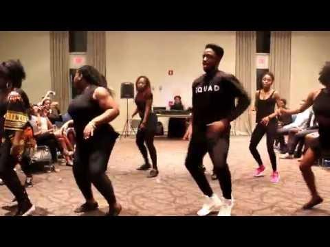 Drexel African Dance Team - Modern