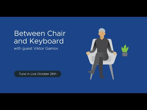 Tanzu.TV - Between Chair and Keyboard with guest Viktor Gamov